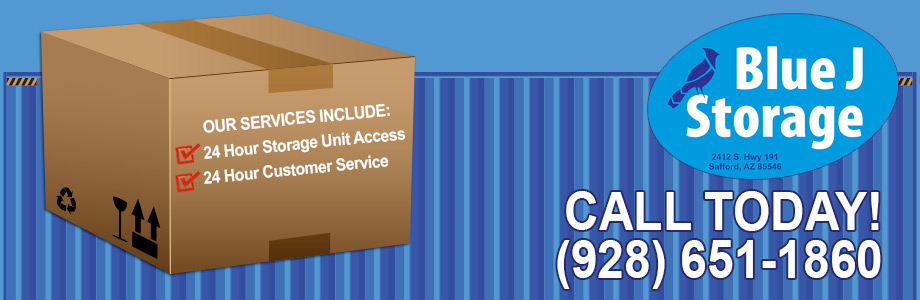 Self Storage Facilities Safford AZ